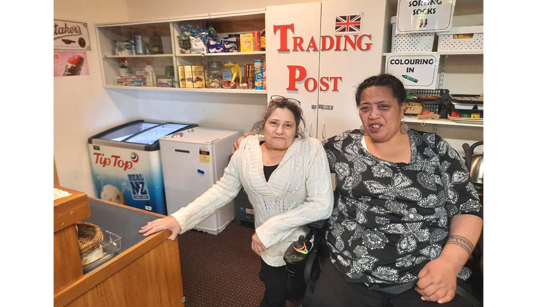 Huntleigh Home residents passionate about running shop