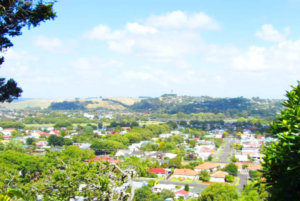 Abingdon Village has views overlooking the Whanganui township.