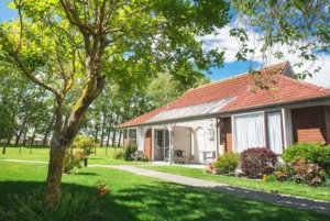 Coombrae Village is surrounded by beautiful gardens with a semi rural outlook.