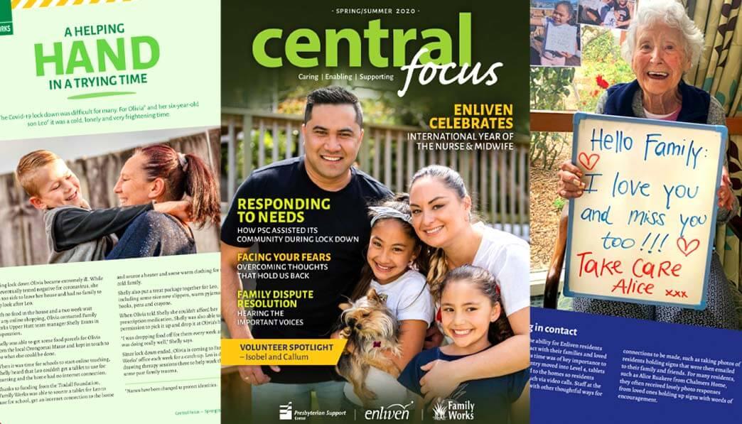Central Focus Spring/Summer 2020